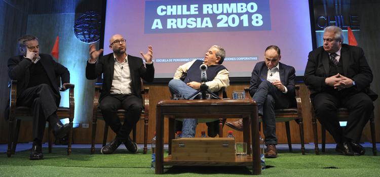 Chile Rumbo a Rusia