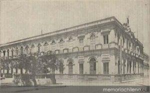 El Mercurio 1918