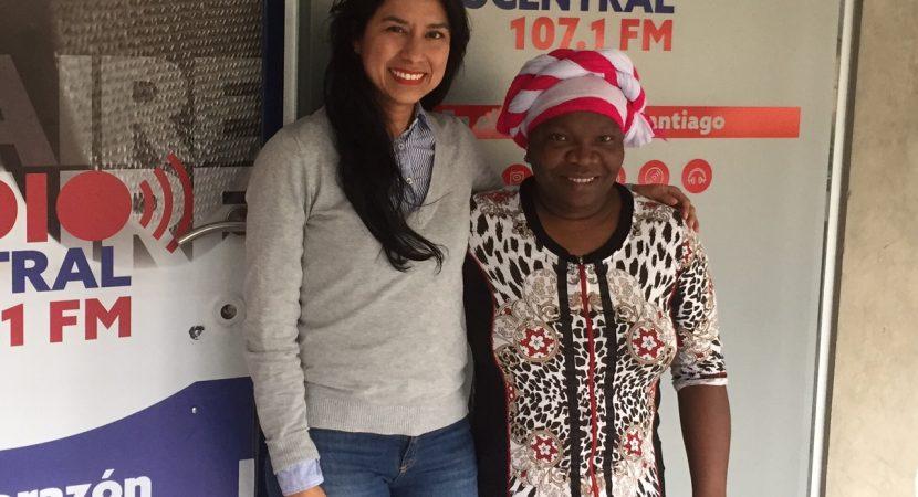 Embajadora de la gatronomía colombiana visitó Salsa al Parque