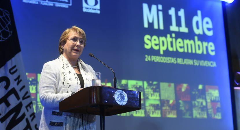 """Transmisión Especial: Presentación del Libro """"Mi 11 de Septiembre"""""""