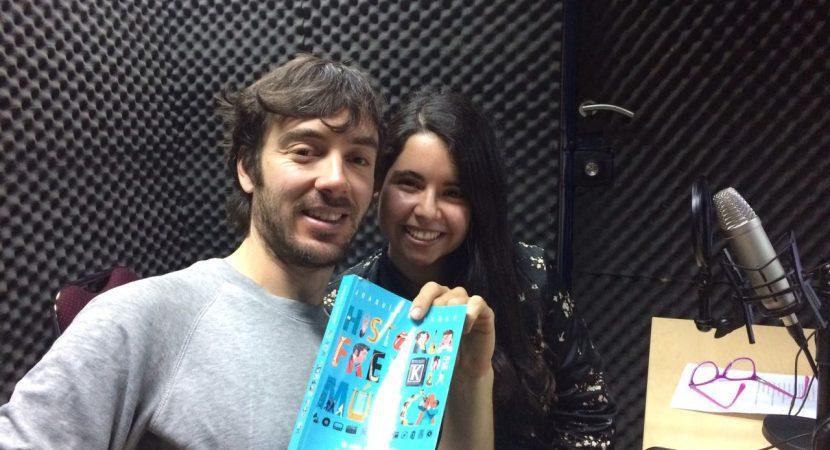 Joaquín Barañao habla de su libro Historia Freak de la Música