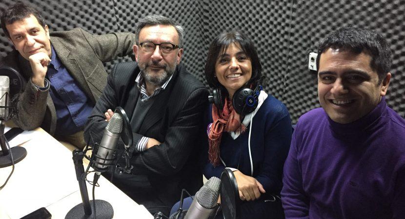 Candidata a Diputada por el Distrito 10 Verónica Pinilla es entrevistada en Radio UCentral