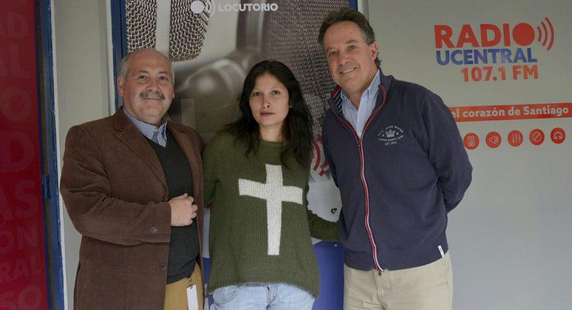 Tamara Ríos habló de emprendimiento femenino