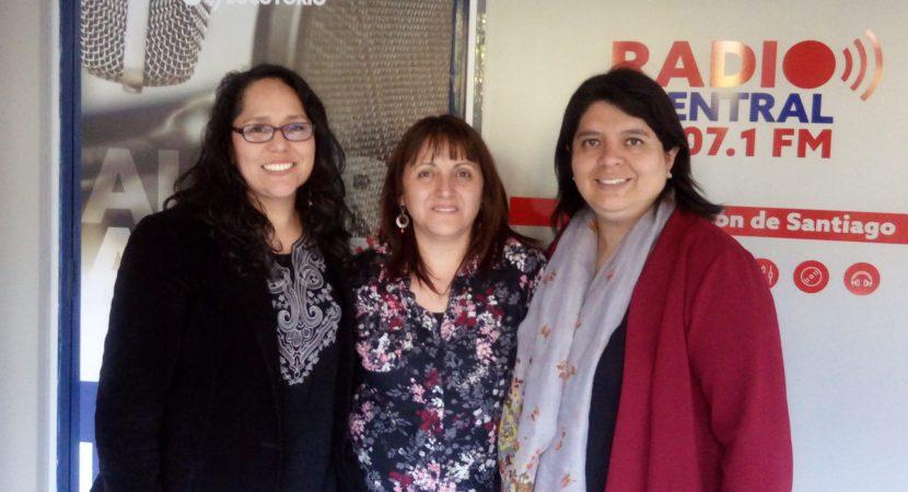 ONG La Caleta compartió su experiencia de trabajo en Población La Legua