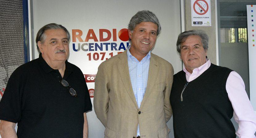 Ex ciclista Volney Vázquez habla de su experiencia deportiva en Radio UCentral