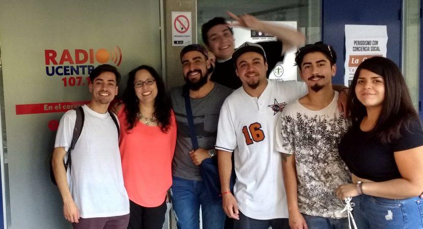 Estudiantes abordan estrategias de intervención con personas en situació de calle