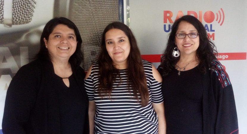 La dirigente estudiantil Fabiana Carvajal habla de liderazgo femenino
