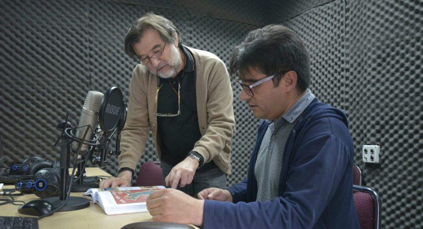 Eduardo Castillo presenta libro sobre la obra gráfica de Fracisco Otta