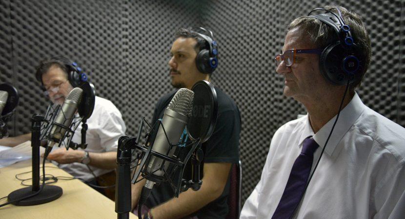 Candidatos a la presidencia del Colegio de Arquitectos debaten en Radio UCentral
