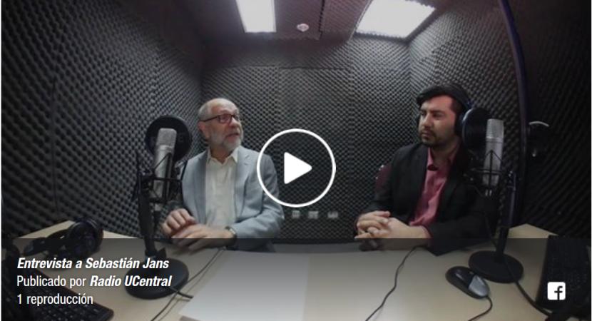 [Video] Entrevista a Sebastián Jans