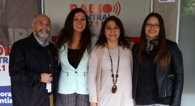 Revista Emprende visita Radio UCentral