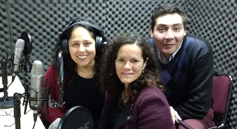 Estudiantes de la Universidad Central realizan trabajos sociales con niños del hospital Roberto del Río