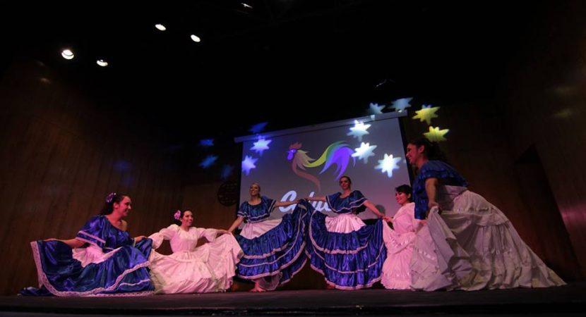 Conjunto Folclórico de la UCentral celebró sus 22 años con el Aula Magna llena