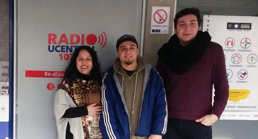 Estudiantes de la UCentral presentan Microdocumental «A la Calle la Callaron»