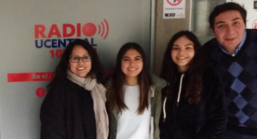 Facultad de Ciencias Sociales promueve el cuidado del medioambiente en escuelas de San Joaquín