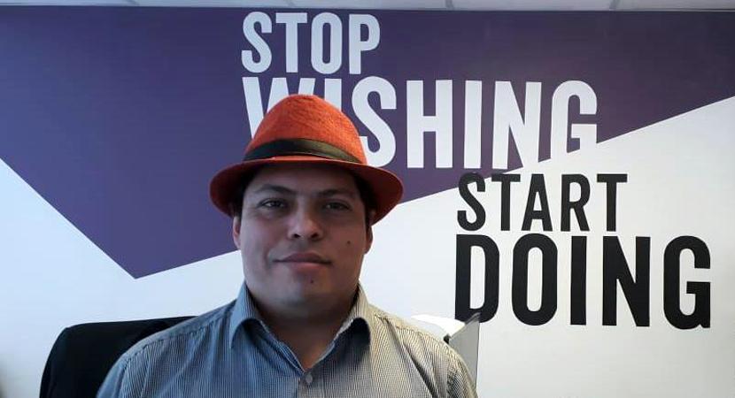 Laicista Eduardo Quiroz se refiere a la polémica del Te Deum