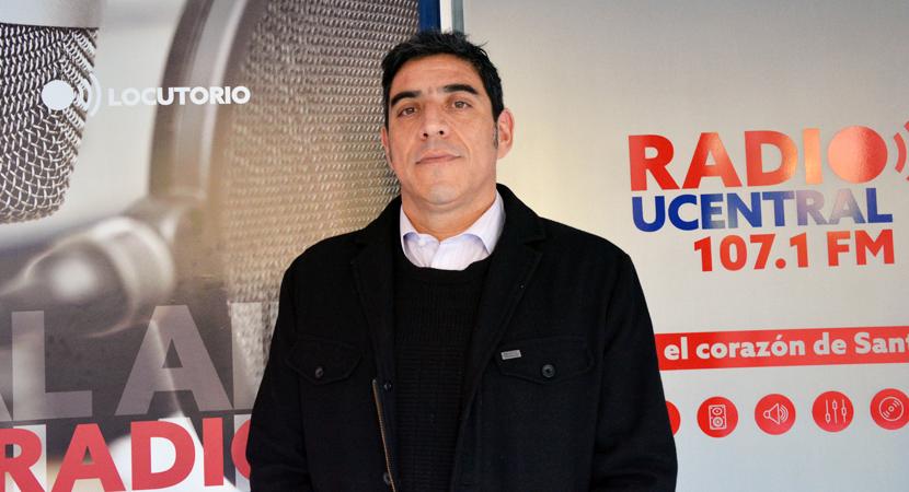 Alejandro Torres analizó las soluciones viales del Gobierno para Santiago