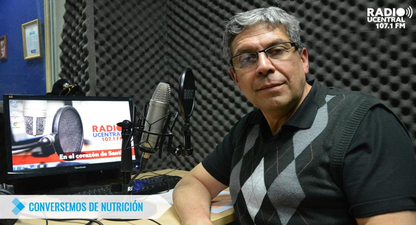 Conversemos de Nutrición 11/10/18