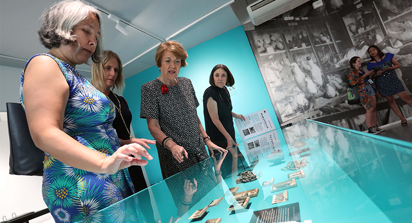 Centro Cultural La Moneda expone muestra que recorre los 140 años del primer museo regional del país