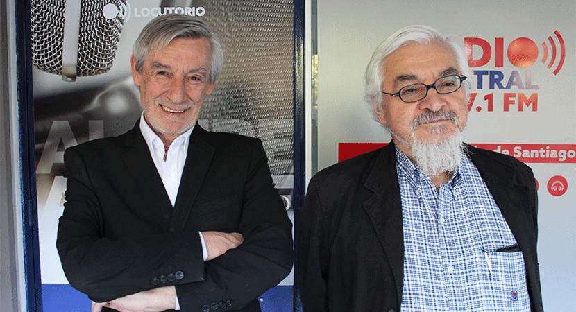 Periodista Antonio Márquez repasó parte de su trayectoria en el programa Conocimiento como Aventura
