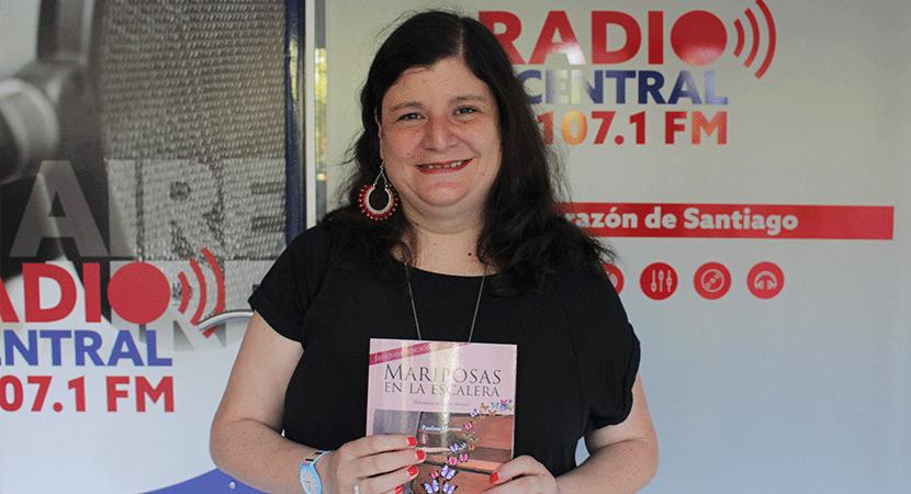 Psicóloga Paulina Herrera comparte  su experiencia de abuso infantil junto al programa Con Mirada de Mujer