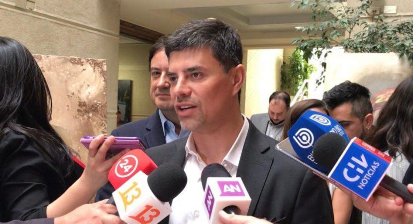 """Diputado Marcelo Díaz y regreso a clases presenciales: """"Es inentendible la porfía del ministro de Educación"""""""