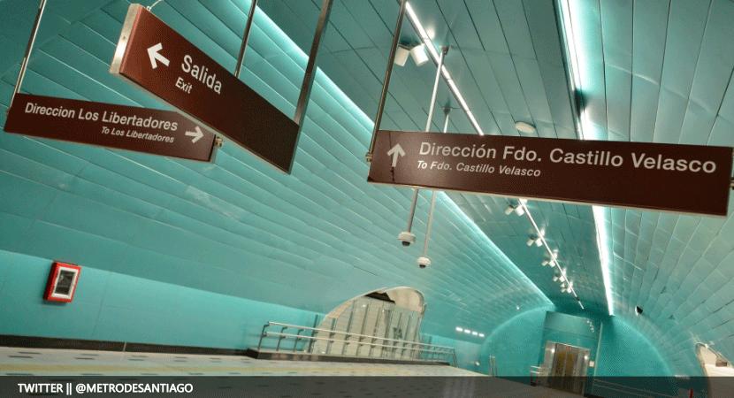 Cuatro mil personas dejaron su auto para usar la nueva Línea 3 del Metro