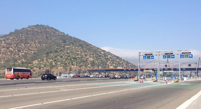 Gobierno indemnizará a las concesionarias de las Rutas 78 y 68 cuando ofrezcan el «peaje a luca»