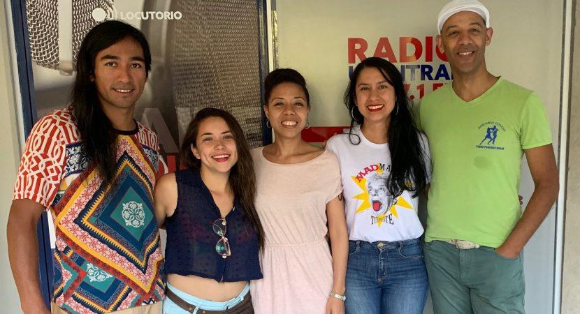 Chile, Cuba y Uruguay fueron parte del programa Salsa al Parque