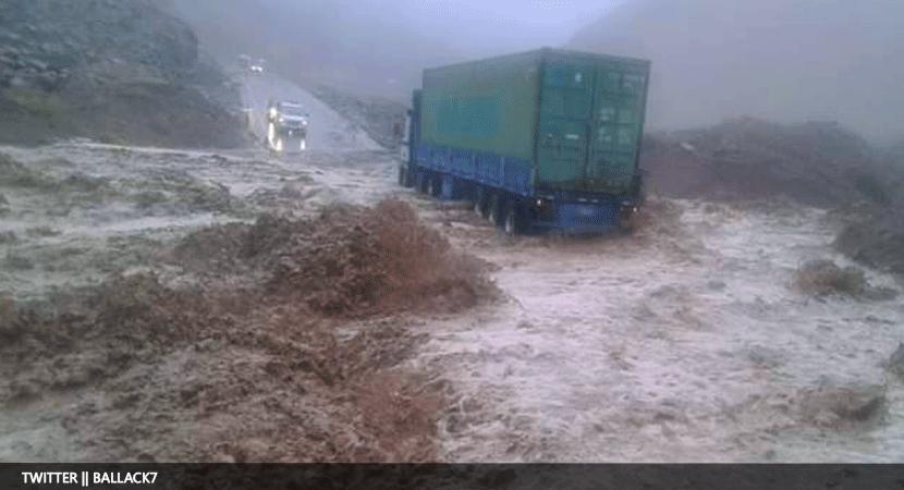 Invierno Altiplánico deja 1 fallecido y mil evacuados entre la Región de Arica y Parinacota y Antofagasta
