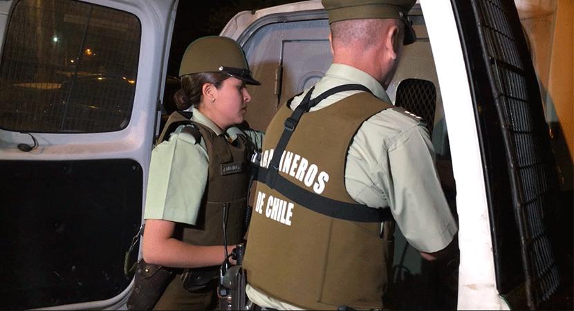Responsable de fiesta masiva en Maipú queda con arresto domiciliario