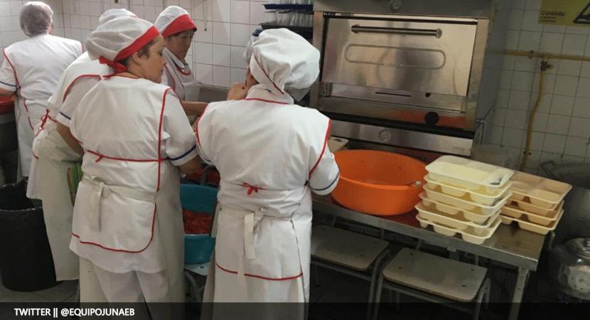 Junaeb adjudica programa de alimentación escolar a seis empresas