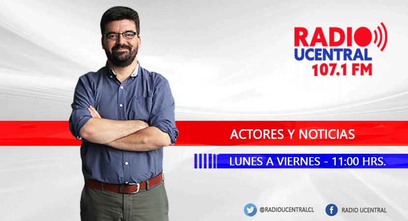 Actores y Noticias 8/10/2019