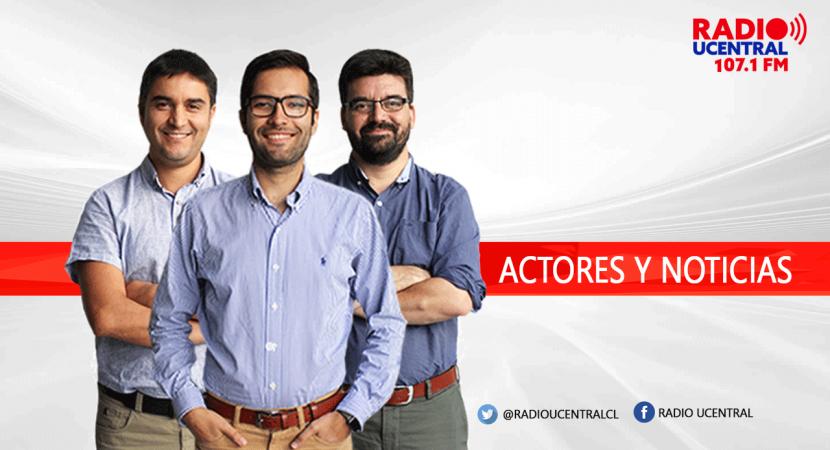 Actores y Noticias 25/03/2019