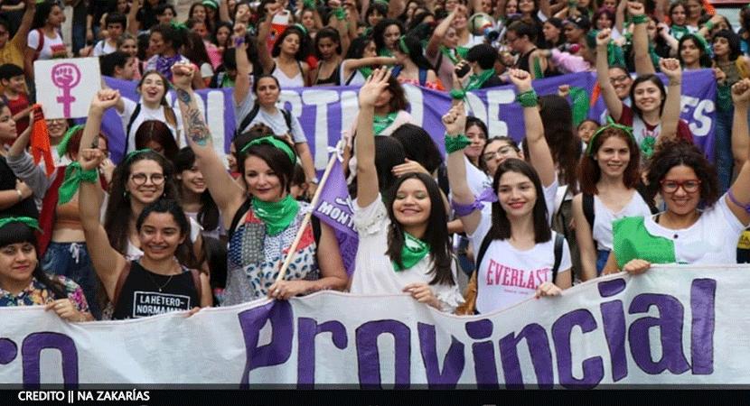 Autoridades dan a conocer desvíos de tránsito por la marcha del Día de la Mujer en el centro de la capital