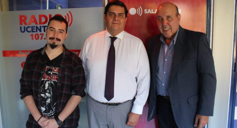 Director del grupo Voces de Chena de San Bernardo se refirió al folclor chileno en el programa Mi América Hoy