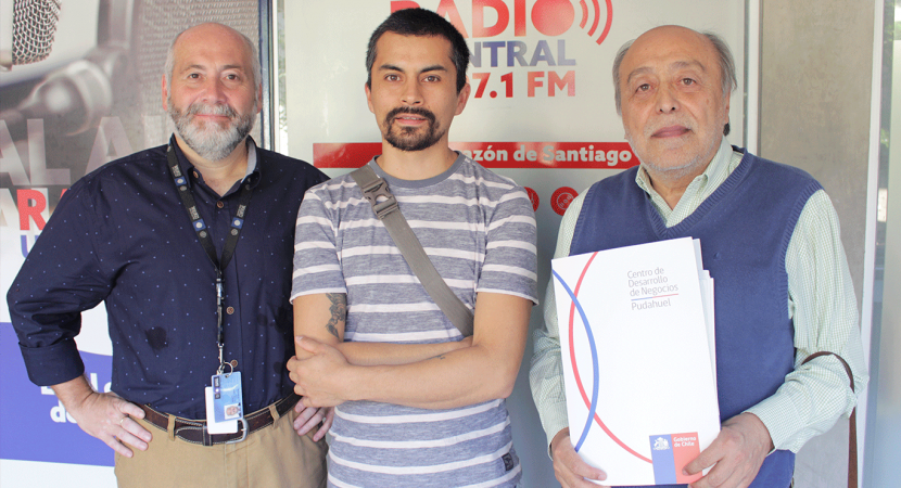 Programa Contigo Emprendí abordó la situación de la pastelería en Chile