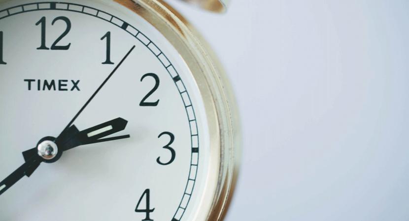 La noche de este sábado los relojes deberán ser atrasados en una hora