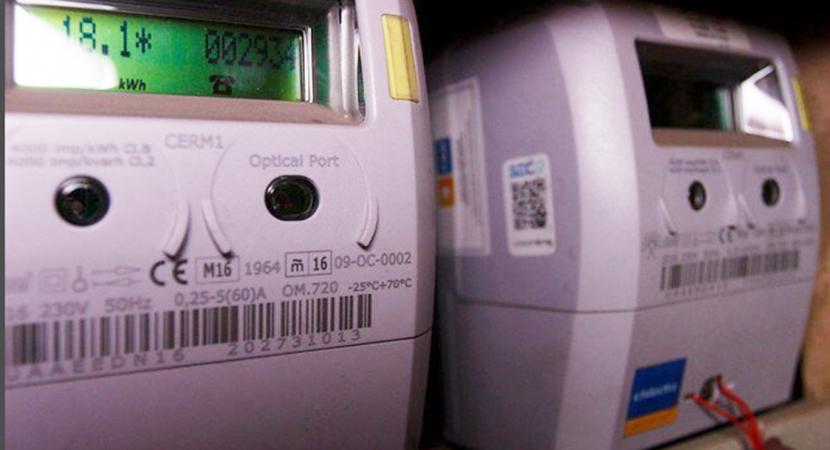 Empresas eléctricas pagarán 10 mil pesos a usuarios que cambien su medidor
