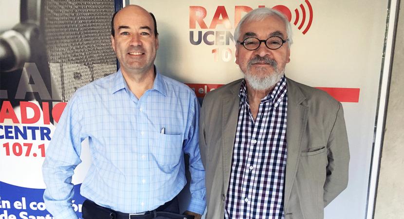 El sacerdote Rodrigo Polanco conversó con el programa Conocimiento como Aventura acerca del progreso de la teología en nuestro país