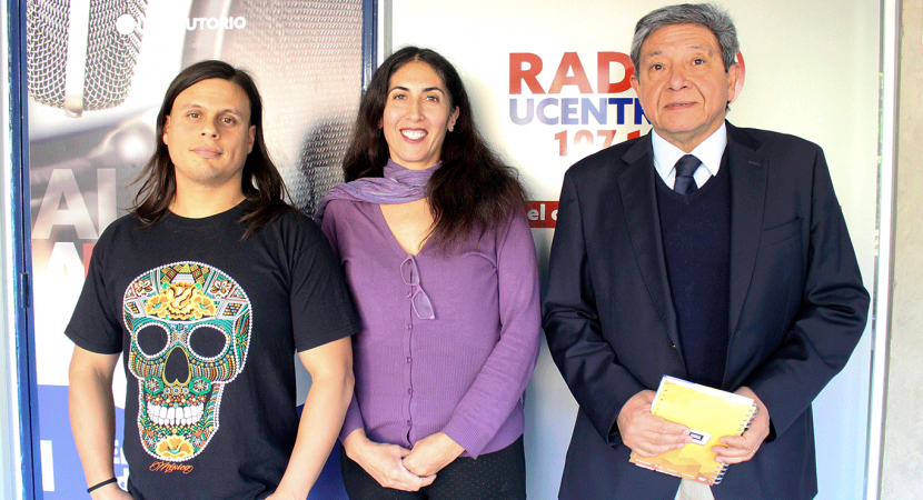 Académico de la Universidad Central, Fernando Becker, se refirió al rol de las mujeres en el deporte chileno
