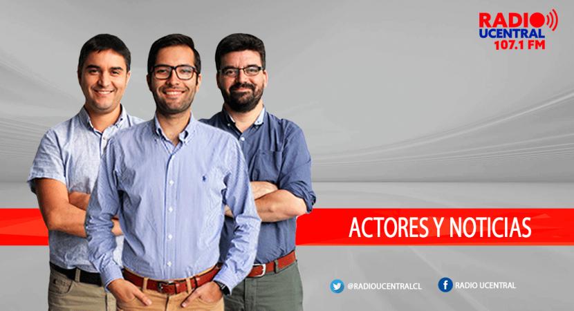 Actores y Noticias 13/9/2019
