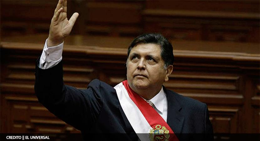 Gobierno de Chile lamenta fallecimiento del ex presidente de Perú Alan García