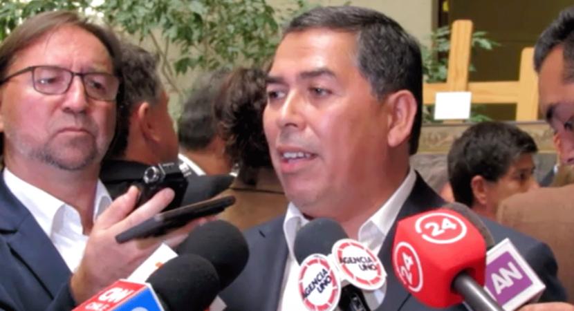 Control preventivo de identidad: diputado socialista, Leonardo Soto, cree que es posible rechazar la idea de legislar si se considera la opinión de expertos