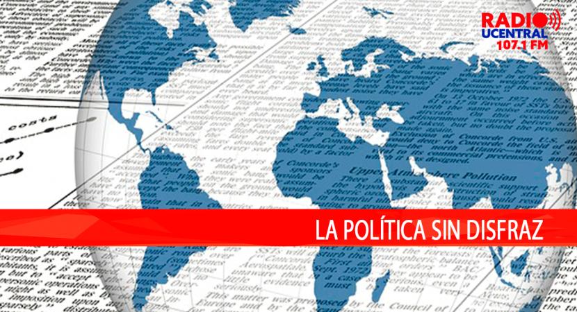 La Política sin Disfraz 18/04/2019