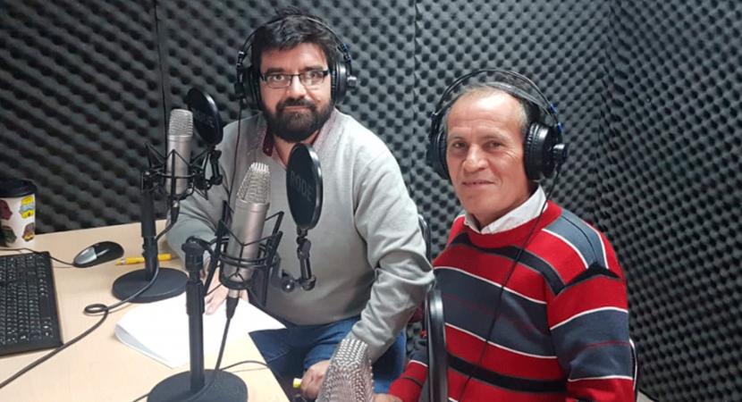 Iván Zamudio abordó los casos de discriminación que ocurren en Chile y cómo a través de la Fundación Daniel Zamudio intentan ayudar