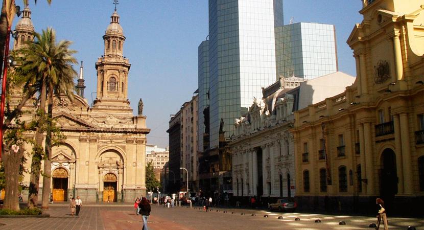 Estudio de la OCDE advierte aumento en la desigualdad de Chile