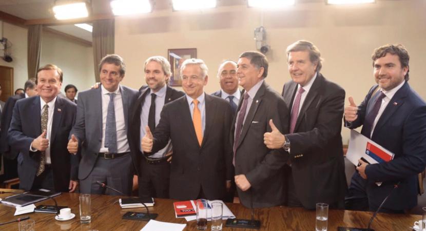 Diputados de la Comisión de Hacienda aprueban con 8 votos a favor idea de legislar el proyecto de Reforma Tributaria