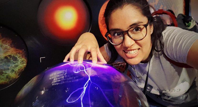 Astrónoma chilena Javiera Rey  entregó detalles sobre la primera fotografía a un agujero negro en la historia de la humanidad