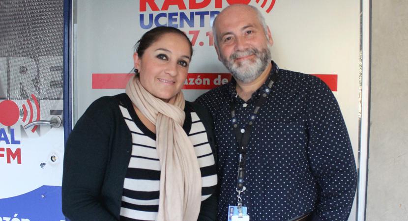 Patricia Jiménez dueña de la micro empresa de aseo industrial Aire Fresco se refirió a la forma en que se pudo establecer como Pyme
